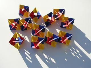 erstes FS Oktaeder von Alexander HEINZ