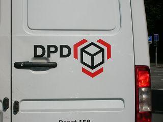 DPD-Würfel auf Reisen