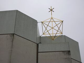 Oktaeder-Kreuz, Bochum