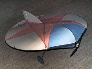 Flug-Oloid von Felix HEDIGER (Foto: Felix Hediger)