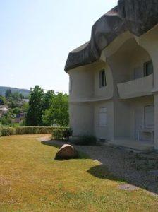 Haus Duldeck am Goetheanum, mit Oloid