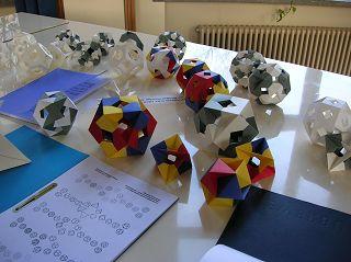 Impression von der Tagung der Mathematik-Lehrer an Waldorfschulen 2008 in Berlin