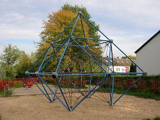 Kletter-Oktaeder in Herdecke-Kirchende
